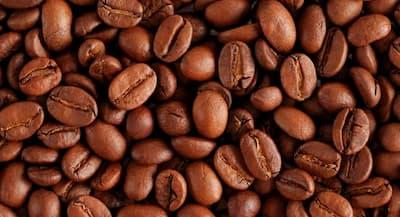 Blue Coffee Bean
